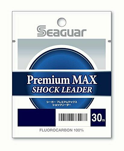 KUREHA Kureha from JP leader Seeger Premium Max shock leader 30m 26.5lb 6 No