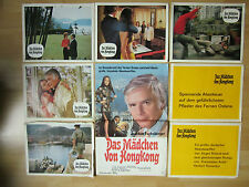 Aushangfoto * 7 + 1 AHF * Das Mädchen von Hongkong * EA 1973 * Fuchsberger