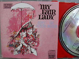 My-Fair-Lady-Soundtrack-CBS-alt-WIE-NEU