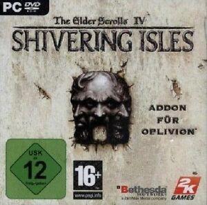 The-elder-scrolls-IV-shivering-isles-pc-dvd-rom-Neuf