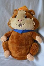 2007 Wonder Pets Lenny the Guinea Pig Stuffed Animal Plush w/ Cape Nick Jr. SOFT