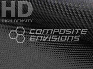 """Carbon Fiber Fabric 2x2 Twill 3k 238gsm//7oz 75/"""" HD Specialists Weave Toray T-300"""