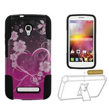 Beyond Cell Shell Case Hyber For Alcatel One Touch Pop Mega Pop Mega A99 Pink...
