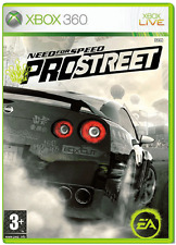 XBOX 360-NEED FOR SPEED PROSTREET ** Nuovo e Sigillato ** UFFICIALE STOCK Regno Unito