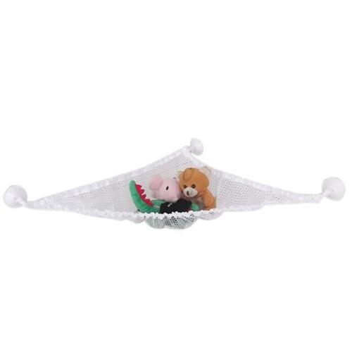 1x Baby Kids Pet Toys Hammock Net Corner Stuffed Animals Doll Storage Mesh Bag Q