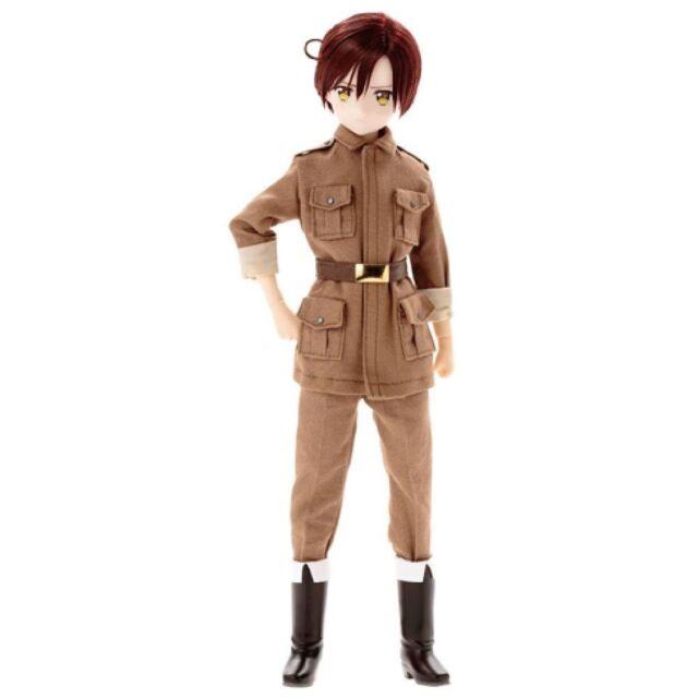 Azone Asterisk Collection Series 007 Hetalia The World Twinkle Romano Doll  Japan