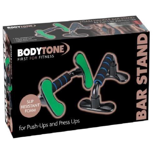 BodyTone Push Up Press Up Bar Stand Anti Slip Handles