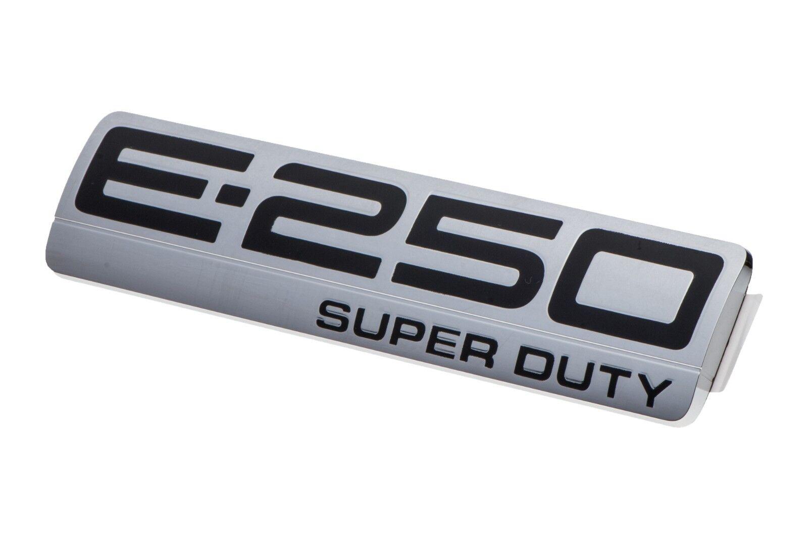 FORD OEM 08-14 E-250 Back Door-Emblem Badge Nameplate 9C2Z1542528C