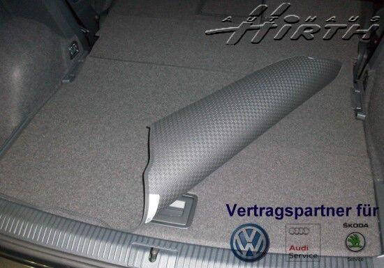 Kofferraum Matte Wendematte Gummi Stoff Original VW Golf 7 5G 5G6862607A CA9