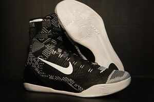 3498c875f7a Nike Kobe 9 IX Elite High BHM Black History Month 704304 010