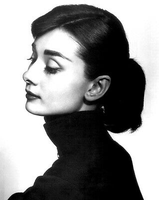 AUDREY HEPBURN 44 (Funny Face) PHOTO PRINT