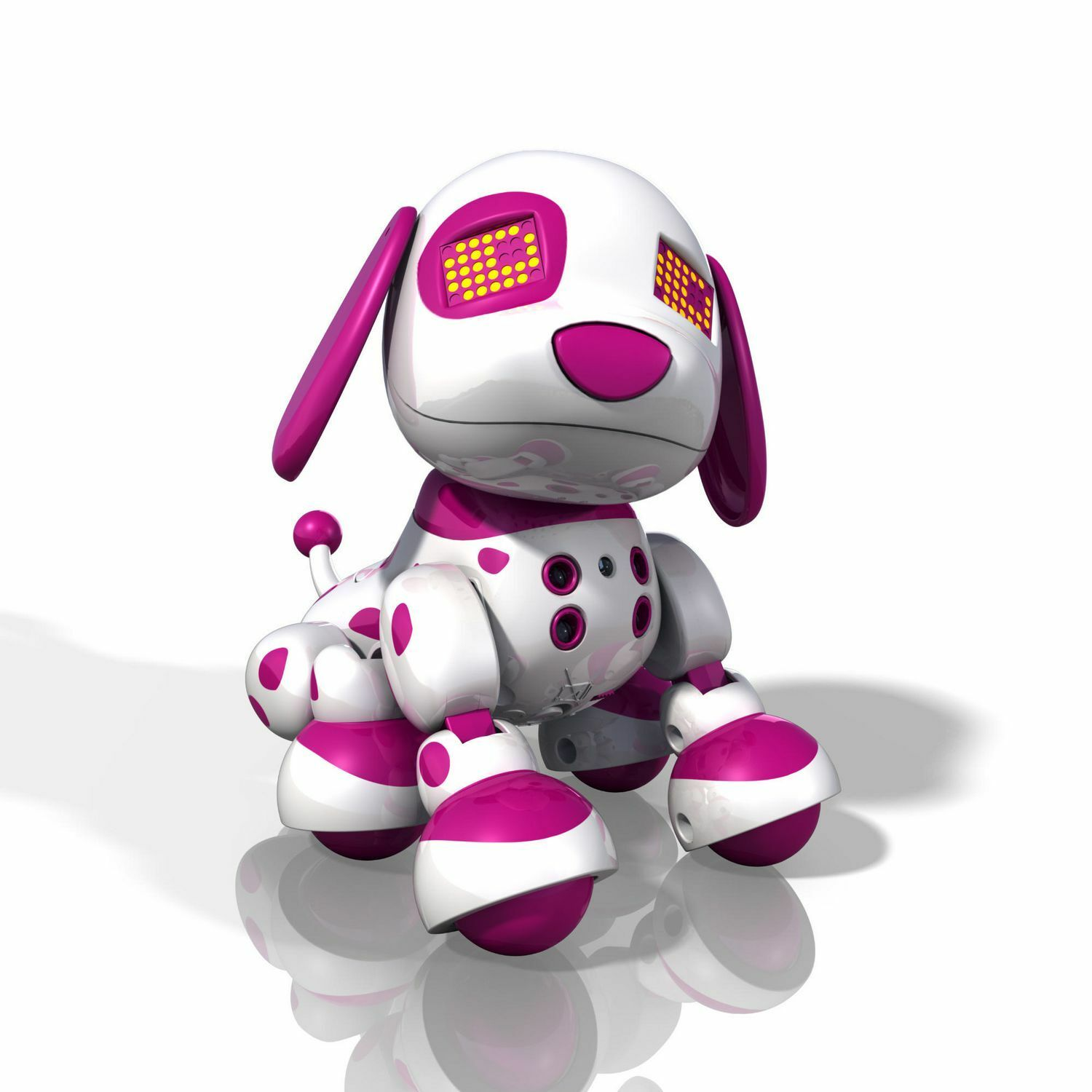 Zoomer Zuppies Interactive Puppy - Lola - Hard to Find