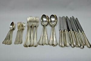 48-Teile-Silberbesteck-800er-BSF-Englisch-Chippendale