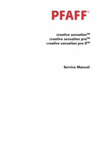 Sewing Machine Accessories Service Manual PDF Download PFAFF ...