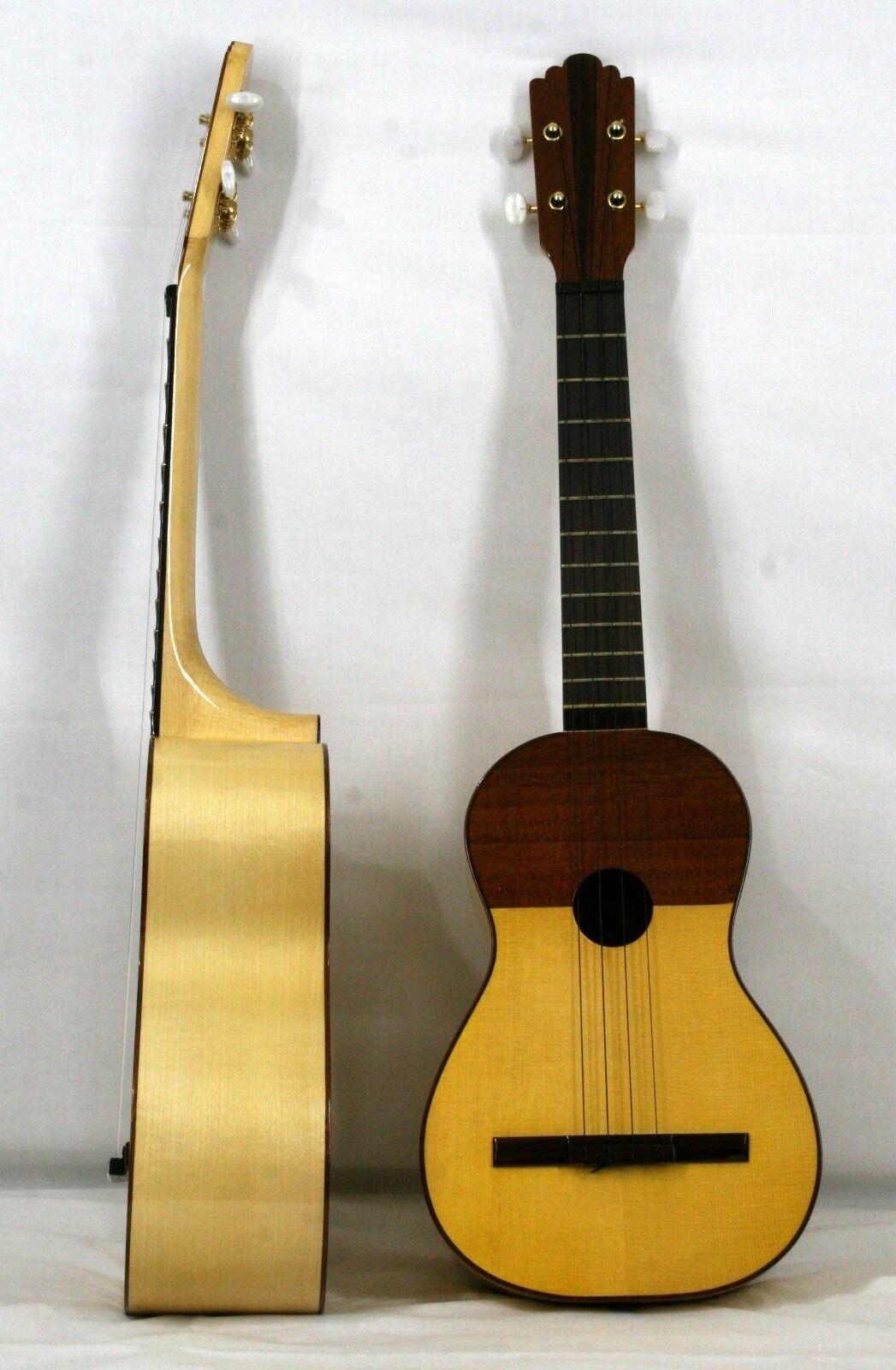 Musikalia Cuatros Venezuelano in con acero con in tavola armonica in abete perfilata 555106