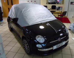 Fiat 500 and Cabrio Half Cover