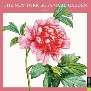 Calendrier Aubade 2021 New York Botanique Jardin   2021 Calendrier Mural   Tout Neuf