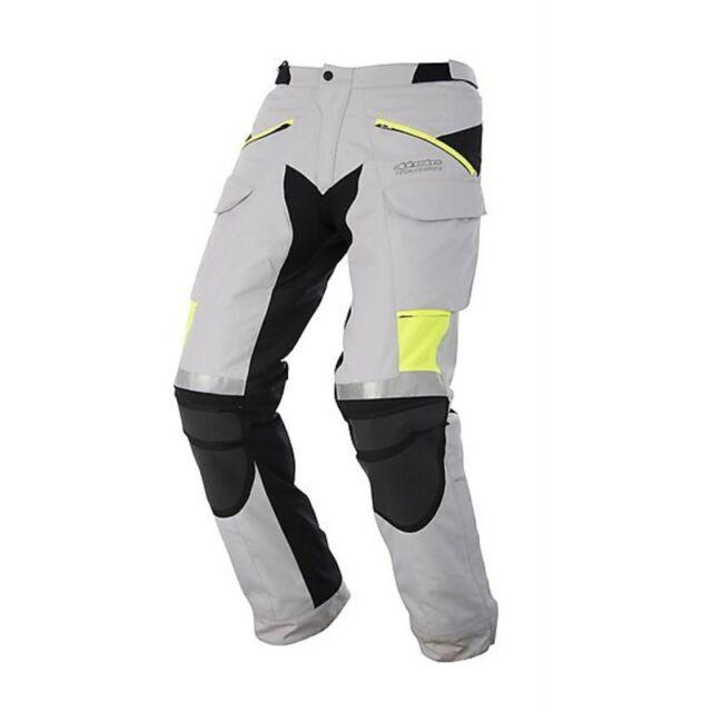 Pantaloni moto Tessuto Alpinestars CALAMA DRYSTAR strada 3225014/2015 Grigio