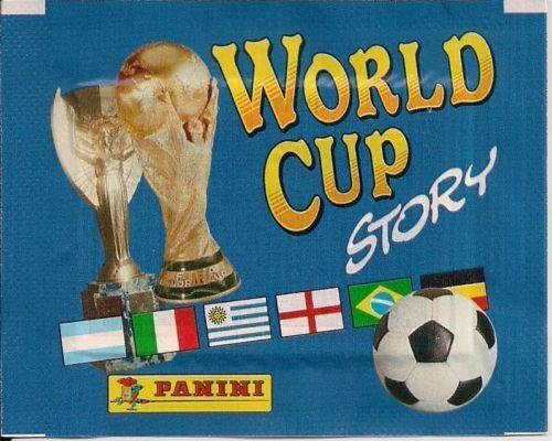 WC * PANINI WORLD CUP STORY 10 STICKER choisir