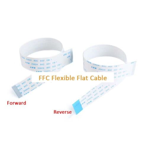 8-Pin FFC FPC Flexible Flat Cable Wire 20624 80C 60V VW-1 W 4.5mm Pitch 0.5mm