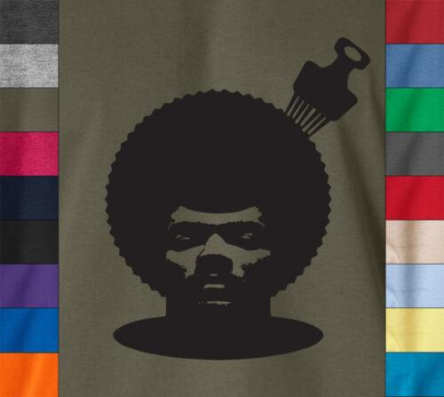PETE ROCK T-Shirt Afro Hair Pick CL Smoth Rap Retro Old School Rare Redman Tee