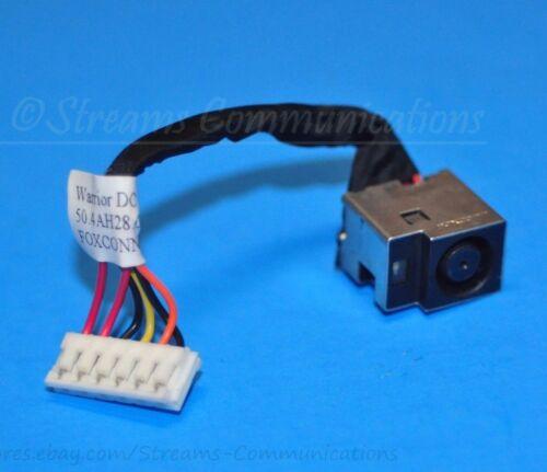 HP G60 HP G60-642NR G60-647NR Laptop DC Power Jack w// Cable