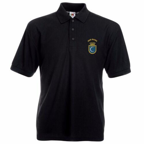 HMS Diana Polo Shirt