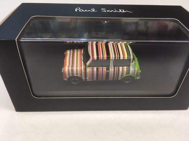 CORGI Austin Mini-Paul Smith LP06509