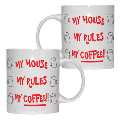 Movie Mug Knives Out Fans Knives Knives Out Mug My House My Rules My Coffee!
