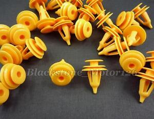 12 For 1992-On Toyota T-100  Tacoma 2-WD Door Panel Clips Garnish Retainers