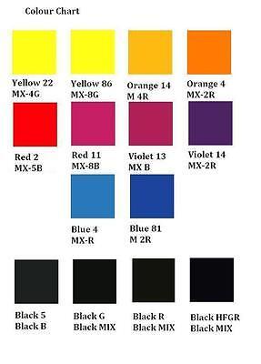 Textilfarbe Stoff färbt 50 g, Procion MX reaktiven Tie Dye Besten Preise !!!