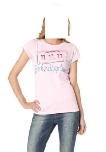 100/% Baumwolle neu T-shirt Gr.36 AJC girls