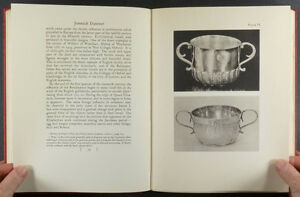 Antique-American-Massachusetts-Colonial-Silver-of-Jeremiah-Dummer-1935-Edition