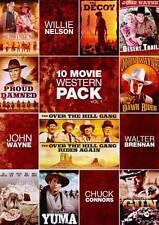 10 Movie Western Pack, Vol. 1 DVD