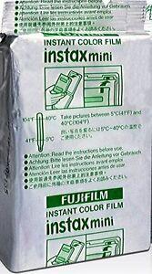 10 Prints (Foil) Fujifilm Instax Mini Instant Film 9,8, 7S, 50S, 25 Camera