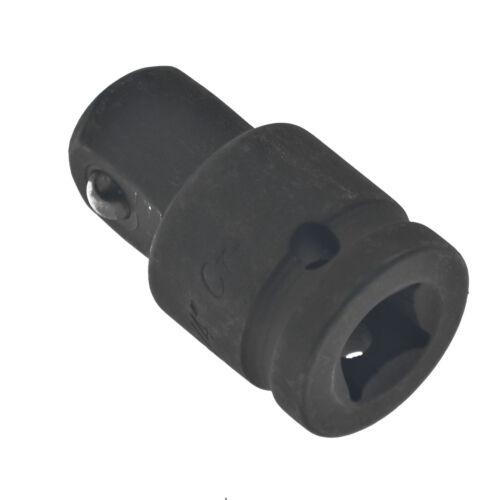4inch Hembra a 1//2inch Macho Llave de Vaso Impacto Adaptador Convertidor 1X3