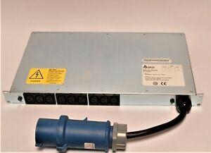 IBM 24A 200-240V 9xC13 1 Phase PDU 97P3574 46Y3568 FC 7177 Stromverteiler