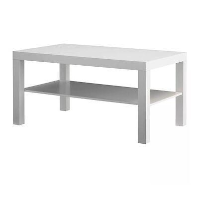 "IKEA Lack White Coffee Table 90x55"""