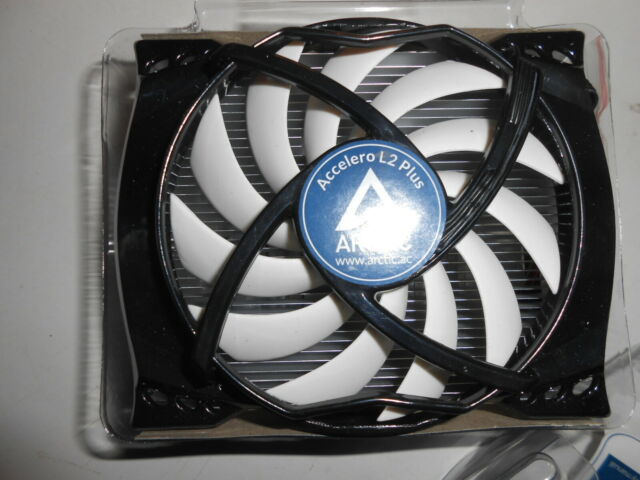 Arctic Accelero L2 Plus VGA Cooler pour nVIDIA AMD Radeon 92 Mm ultra-silencieux