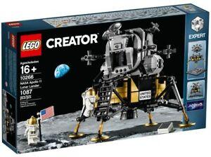 Ouvert D'Esprit Lego ® Creator Expert 10266 Nasa Apollo 11 Mondlandefähre 2 Astronaute Exclusive-afficher Le Titre D'origine Pas De Frais à Tout Prix