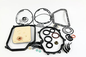 095 096 097 01M Transmissions Master Rebuild Kit with Filter 1996 and up