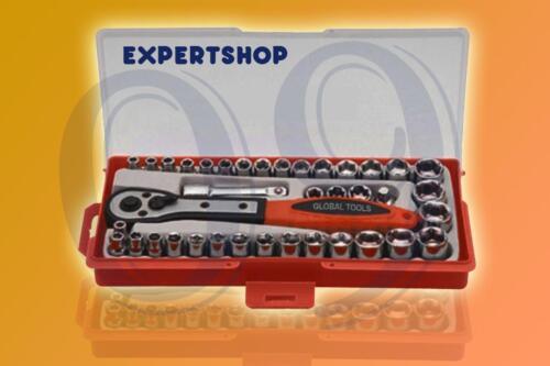 Key set 40 Piece Ratchet compasses