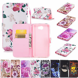 size 40 d19ed d2fce Wallet Style PU Leather Soft Phone Case Cover for Huawei Y6 II ...