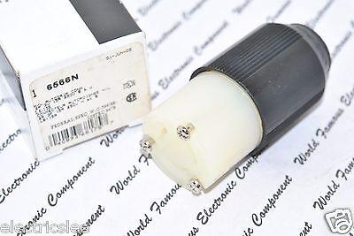 1pcs COOPER 6565N NEMA L6-15 15A 250V Hart-Lock Locking Plug