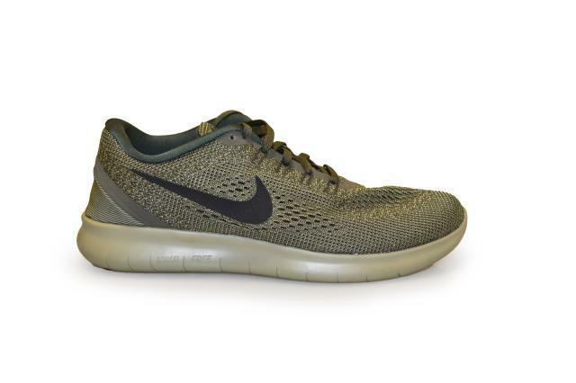 Mens Nike Free RN - 831508 303 - Dark Loden Trainers