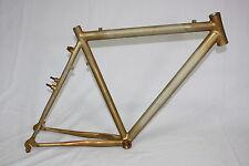 Eddy Merckx Rahmen Cross 5 Roh, Cyclocross Frame, Querfeldein,  Alu RAW, RH 56cm