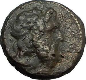ANONYMOUS-81-196AD-Rome-Quadrans-Authentic-Ancient-Roman-Coin-JUPITER-i65522