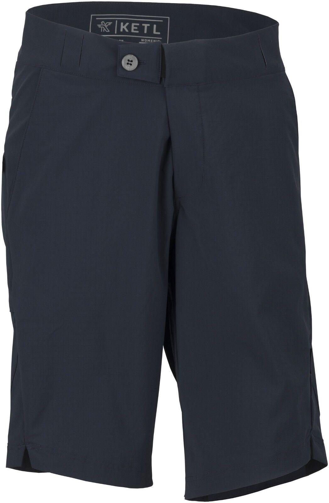 Ketl ligero mínima overshort, Para Hombre XL, pantalones cortos para Ciclismo, azul marino