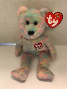 8c539780328 Image is loading Ty-Beanie-Baby-Celebrate-15-year-Anniversary-MWMT-