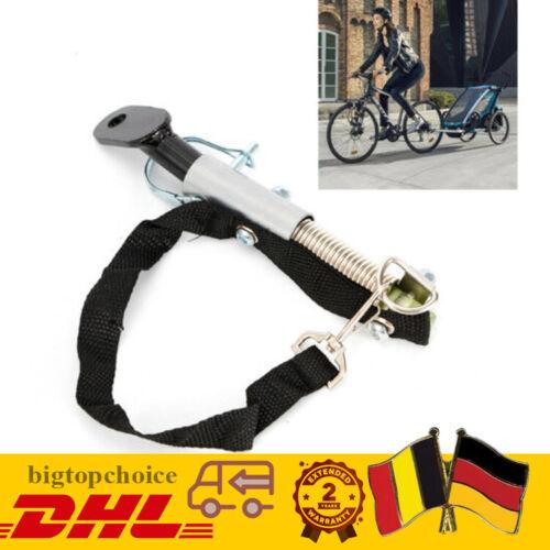 Anhängerkupplung für Fahrrad Anhänger Kupplung Sattelstütze Lastenanhänger DE!!